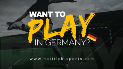 Want to play in Germany?